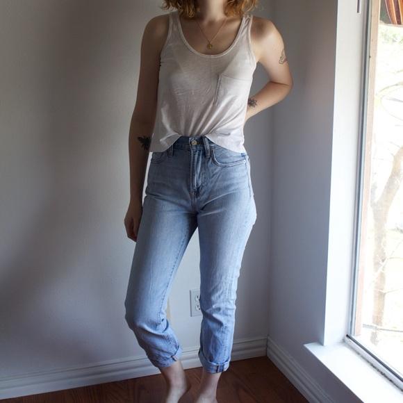 207acb47d8 Madewell Jeans | Perfect Summer Jean | Poshmark